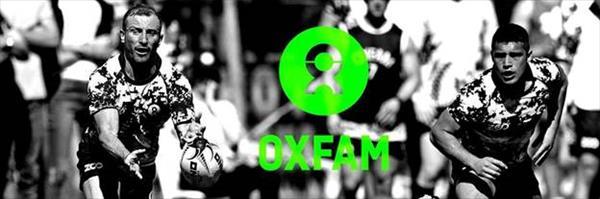 OXFAM CRUSADER 7s Club